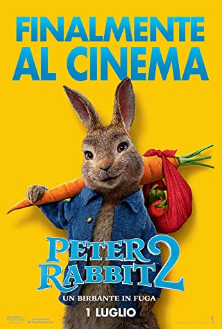 Peter Rabbit 2 The Runaway (2021)