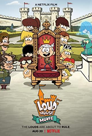 The Loud House Movie (2021) ครอบครัวตระกูลลาวด์ (เดอะ มูฟวี่)
