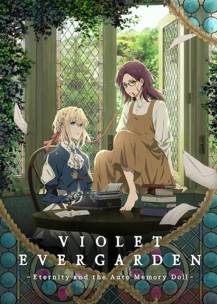 Violet Evergarden (2019) ไวโอเล็ต เอเวอร์การ์เดน