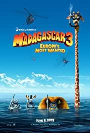 Madagascar (2012) มาดากัสการ์ 3 ข้ามป่าไปซ่าส์ยุโรป