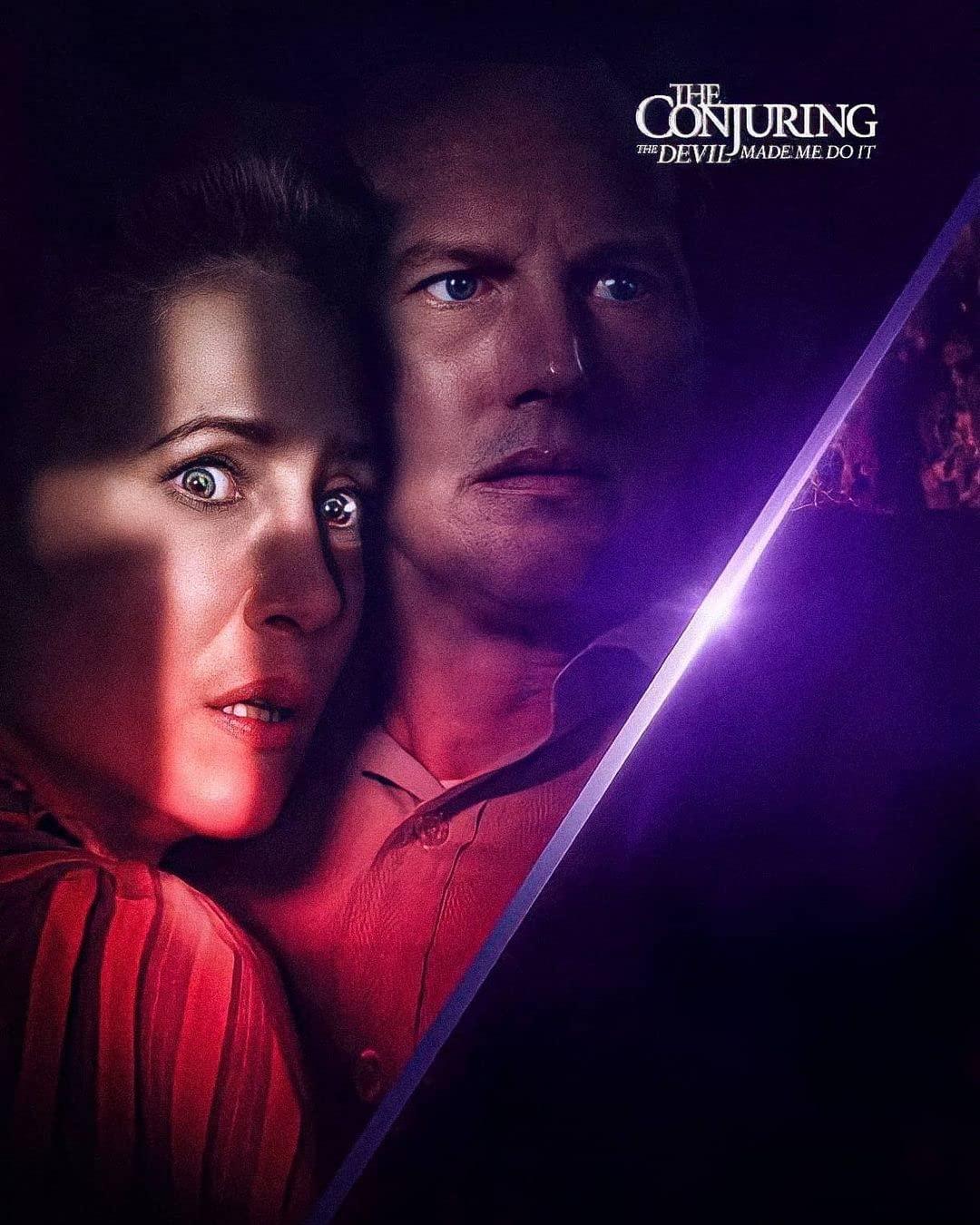 The Conjuring (2021) คนเรียกผี 3 มัจจุราชบงการ