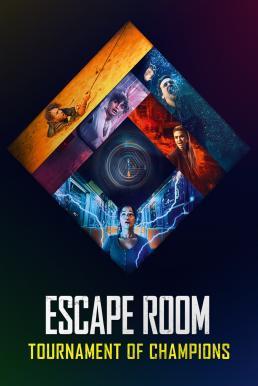 Escape Room (2021) กักห้อง เกมโหด 2 กลับสู่เกมสยอง