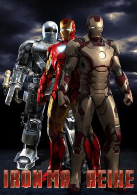 Iron Man มหาประลัย คนเกราะเหล็ก ภาค1-3
